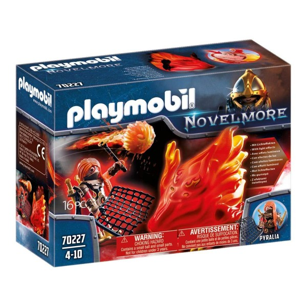 PLAYMOBIL® 70227 - Novelmore - Burnham Raiders Feuergeist und die Hüterin des Feuers