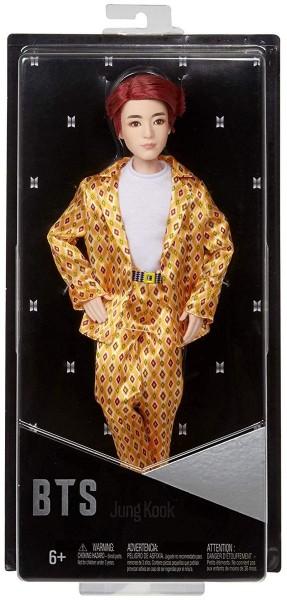 Mattel GKC87 2.Wahl - BTS - Bangtan Boys - Idol Puppe, Jung Kook