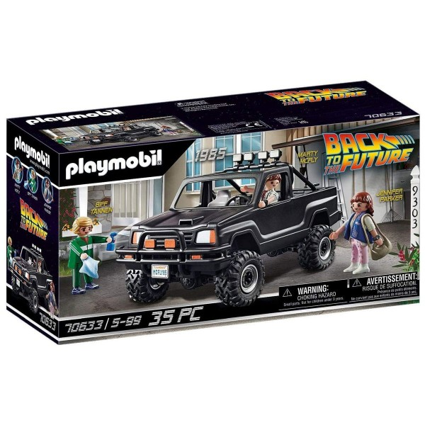 PLAYMOBIL® 70633 - Back to the Future - Marty's Pick-up Truck