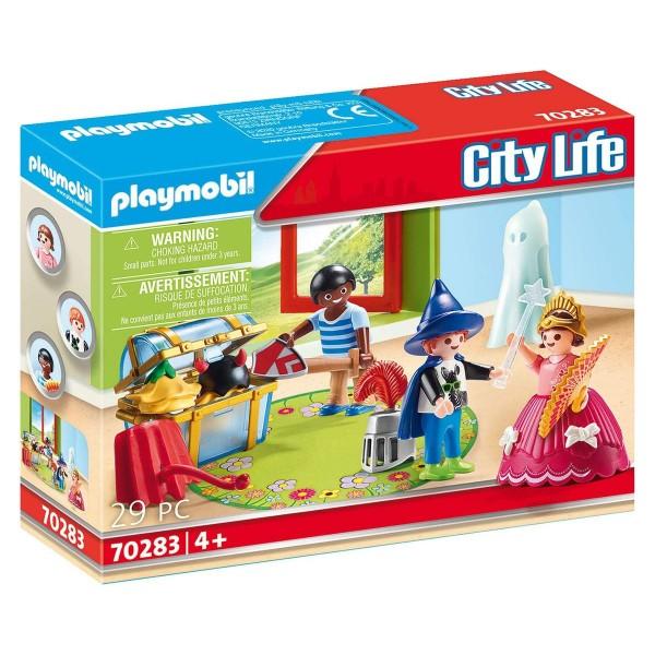 PLAYMOBIL® 70283 - City Life - Kinder mit Verkleidungskiste