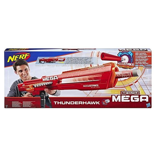 Hasbro E0440 MUSTER 2.Wahl - Nerf - Mega Thunderhawk