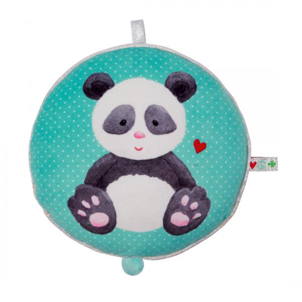 Coppenrath 16097 - Die Spiegelburg - Baby Glück - Spieluhr Panda Baby