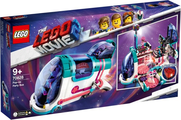 Lego 70828 - THE LEGO® MOVIE 2™ - Pop-Up Party Bus