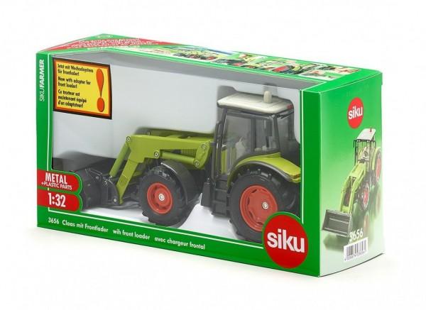 2676-1-siku-3656-claas-traktor-mit-fontlader