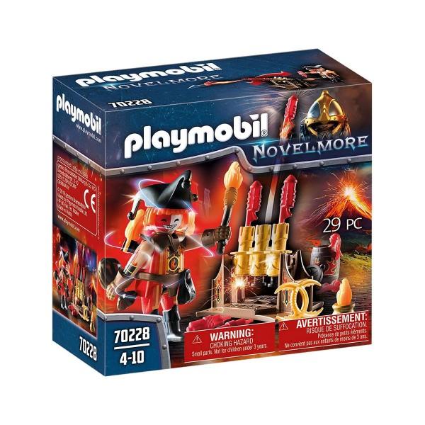 PLAYMOBIL® 70228 - Novelmore - Burnham Raiders Feuerwerkskanonen und Feuermeister
