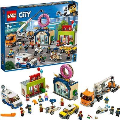 Lego 60233 - City - Große Donut-Shop-Eröffnung